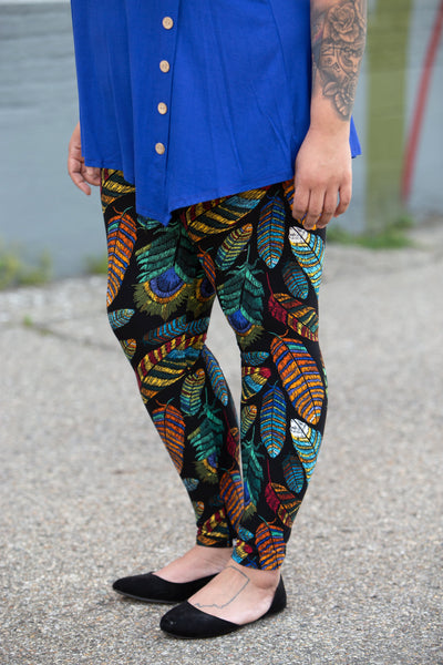 Sacred Flight Leggings