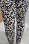 Feisty Leopard Leggings Yoga Band *SPECIALIZED*