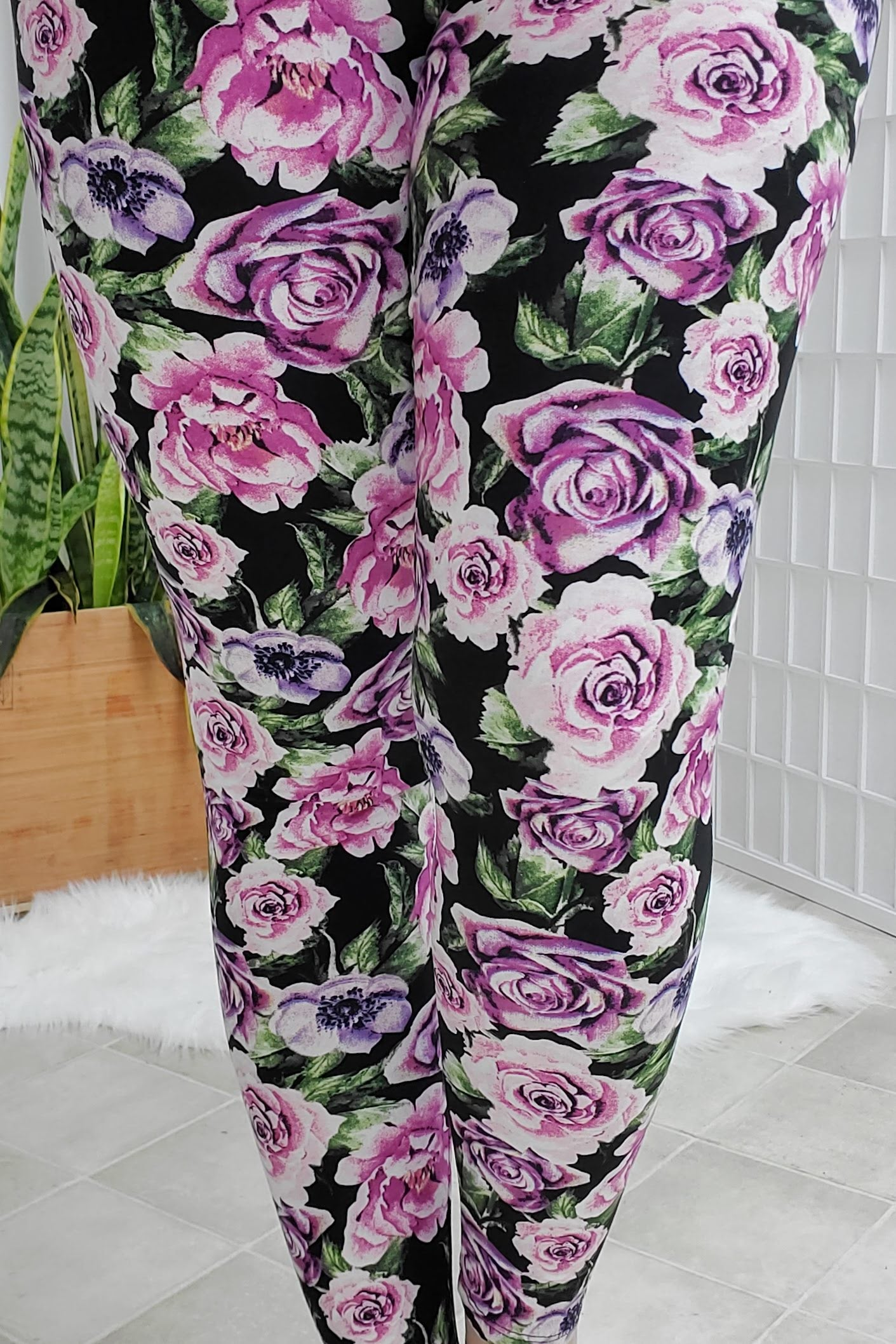 Lavender Enchantment Leggings