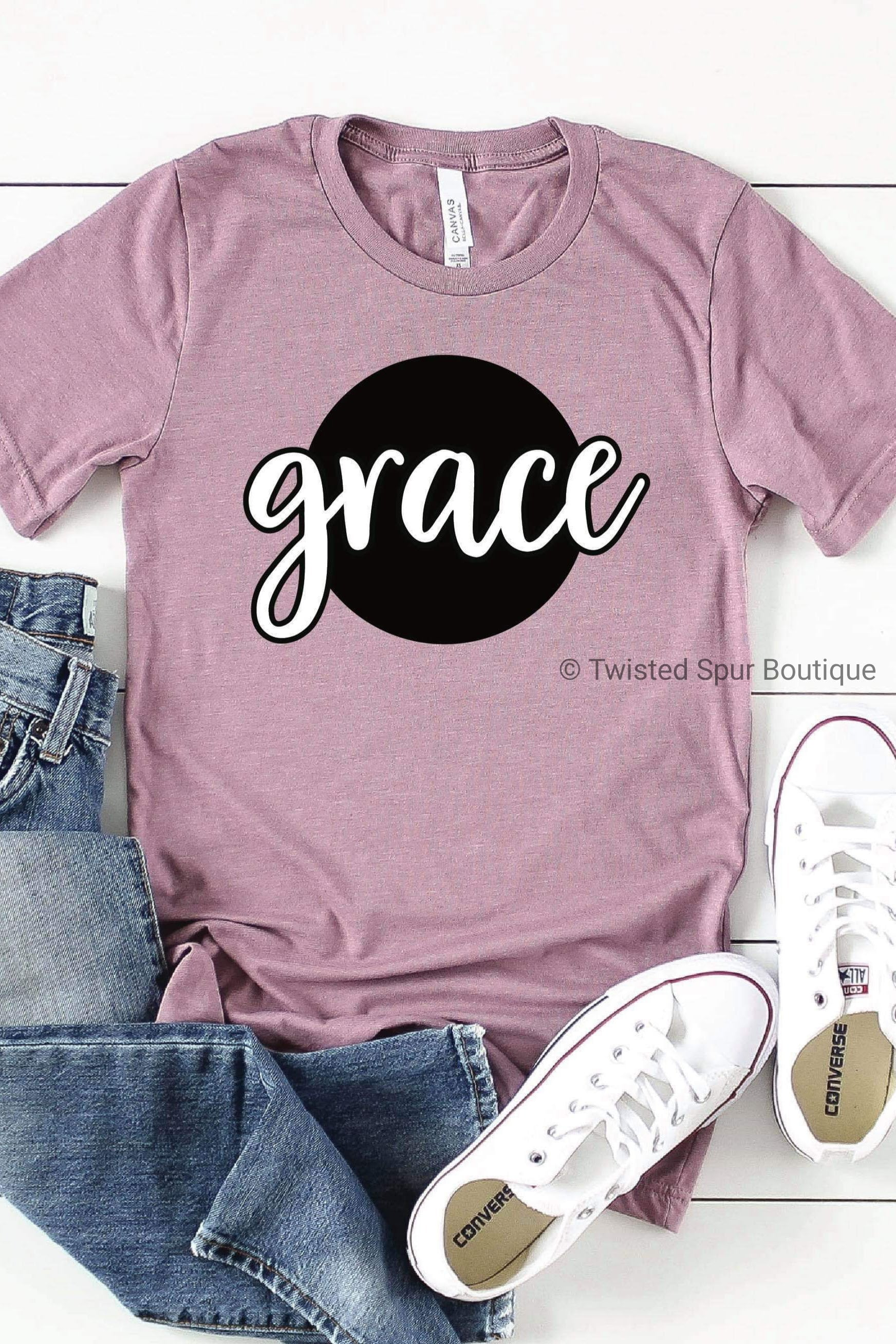 Grace Tee (Bella Canvas)
