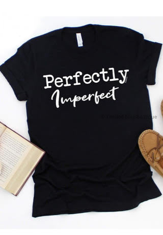 Perfectly Imperfect Tee (Bella Canvas)