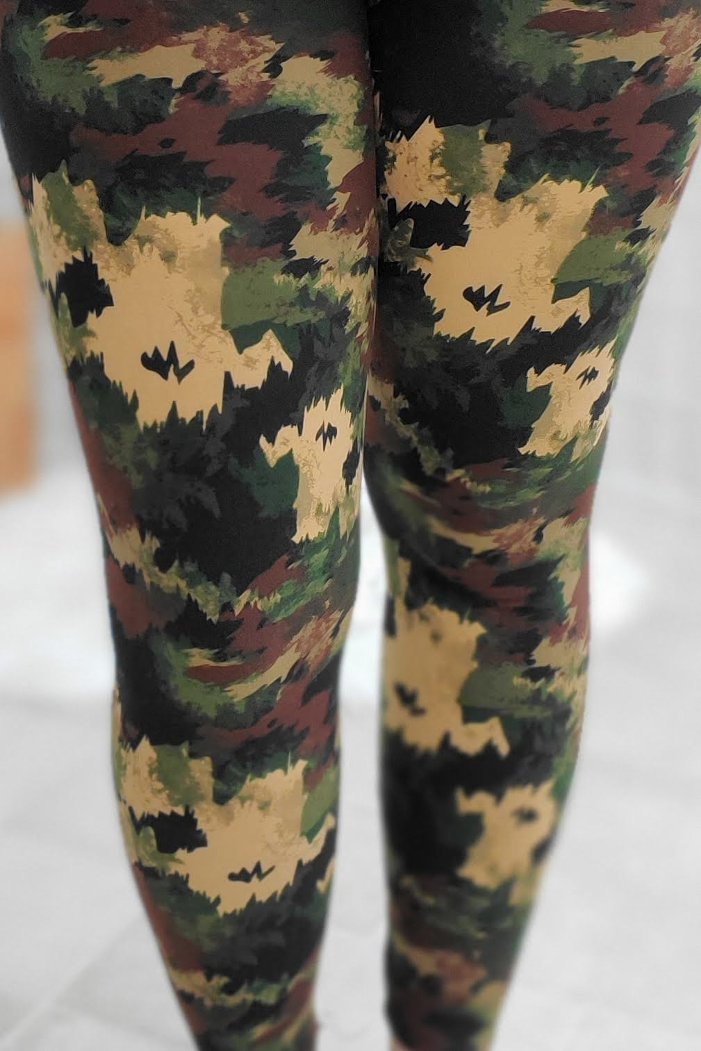 Muddy Camo Leggings *SPECIALIZED*