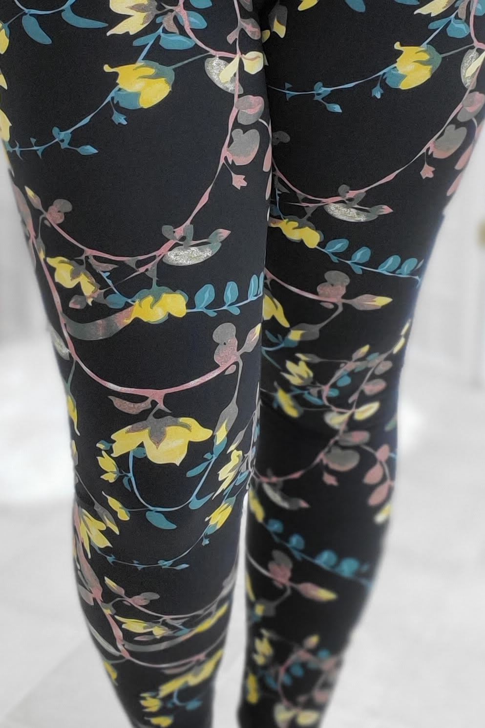 Walk In The Park Leggings Yoga Band *SPECIALIZED*