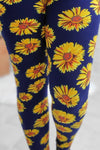 Sunflowers Leggings *SPECIALIZED*