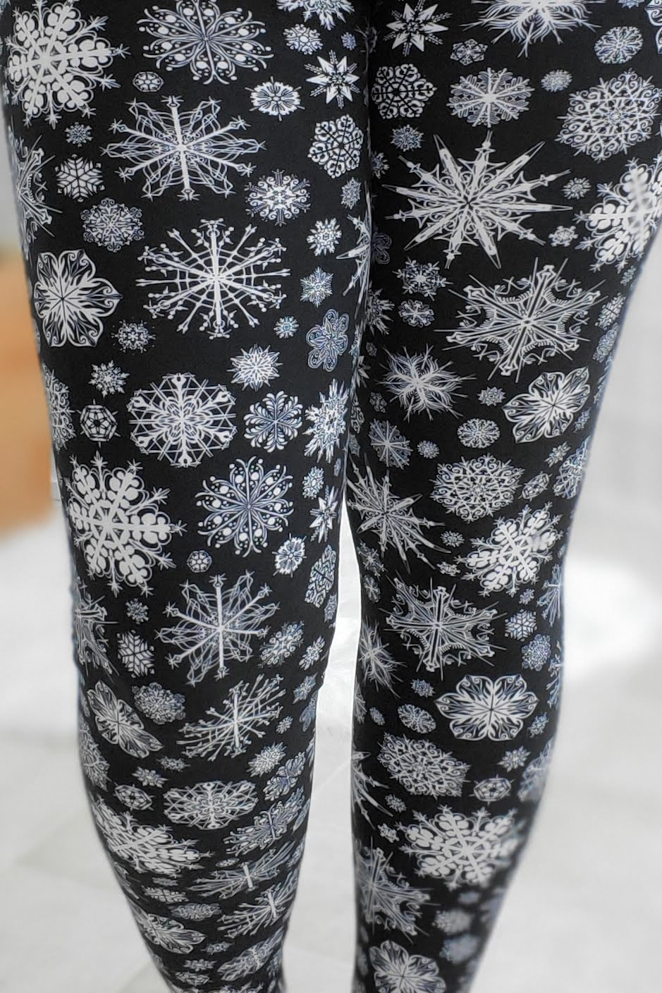 Winter Wonder Leggings