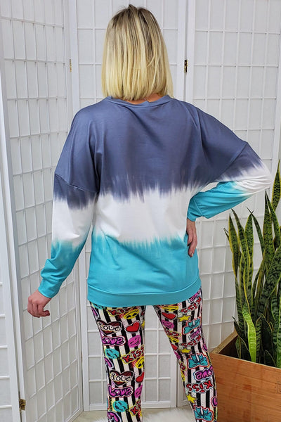 Marilee Turquoise Top
