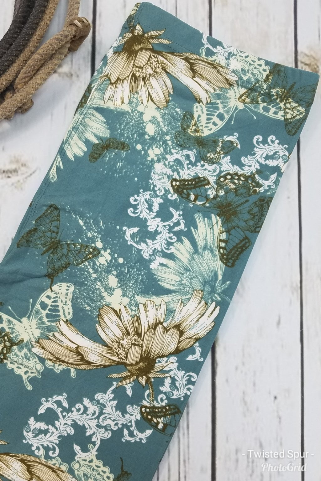 Butterfly Palace Leggings