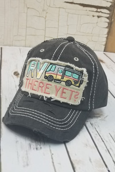 RV There Yet Hat