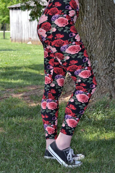 Beauty N Beast Leggings