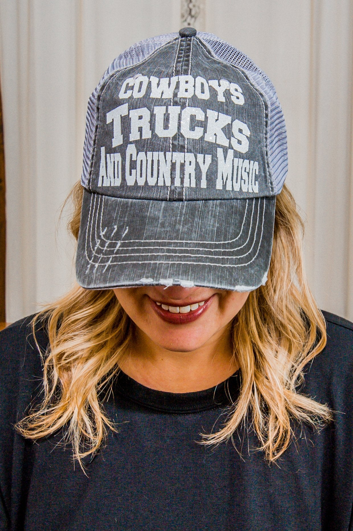 Cowboys Trucks Hat