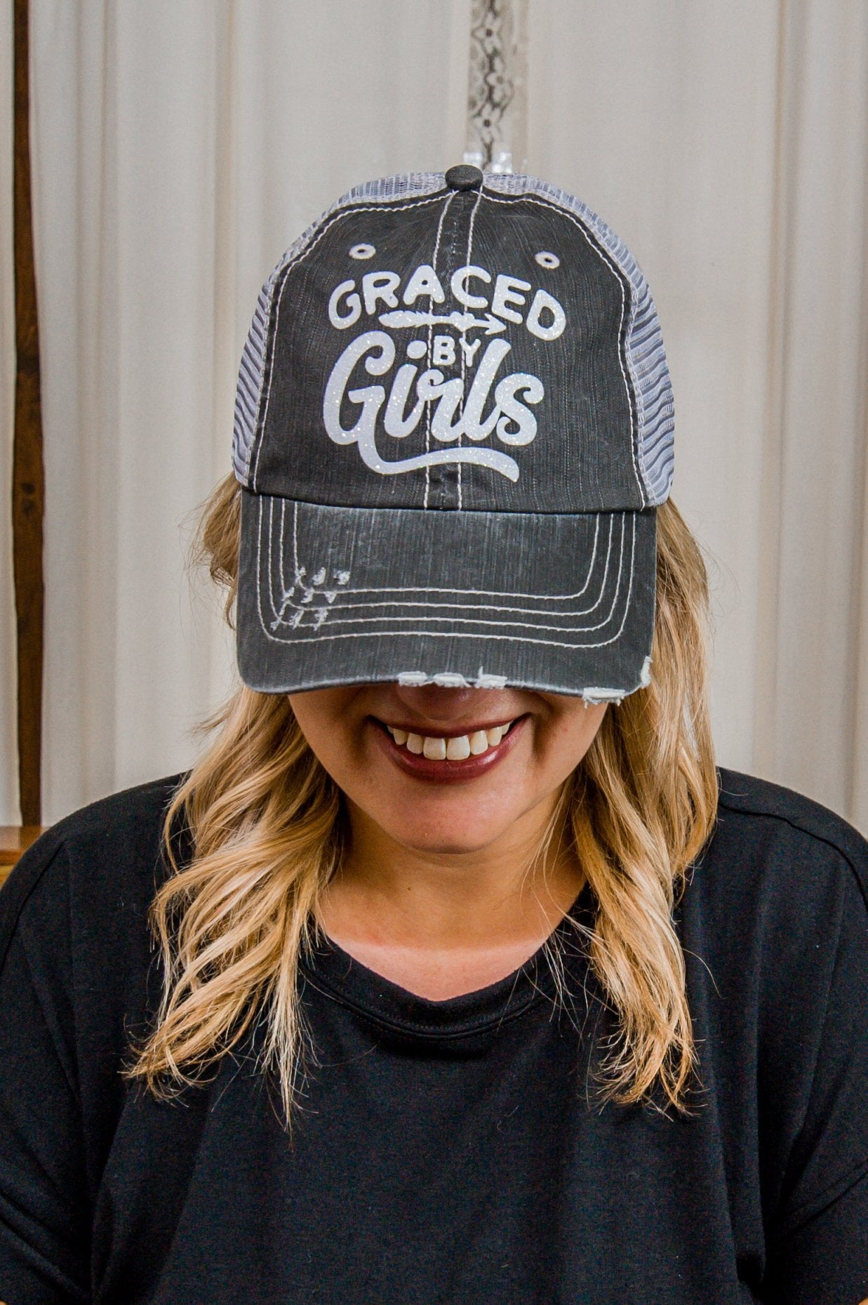 Graced by Girls Hat