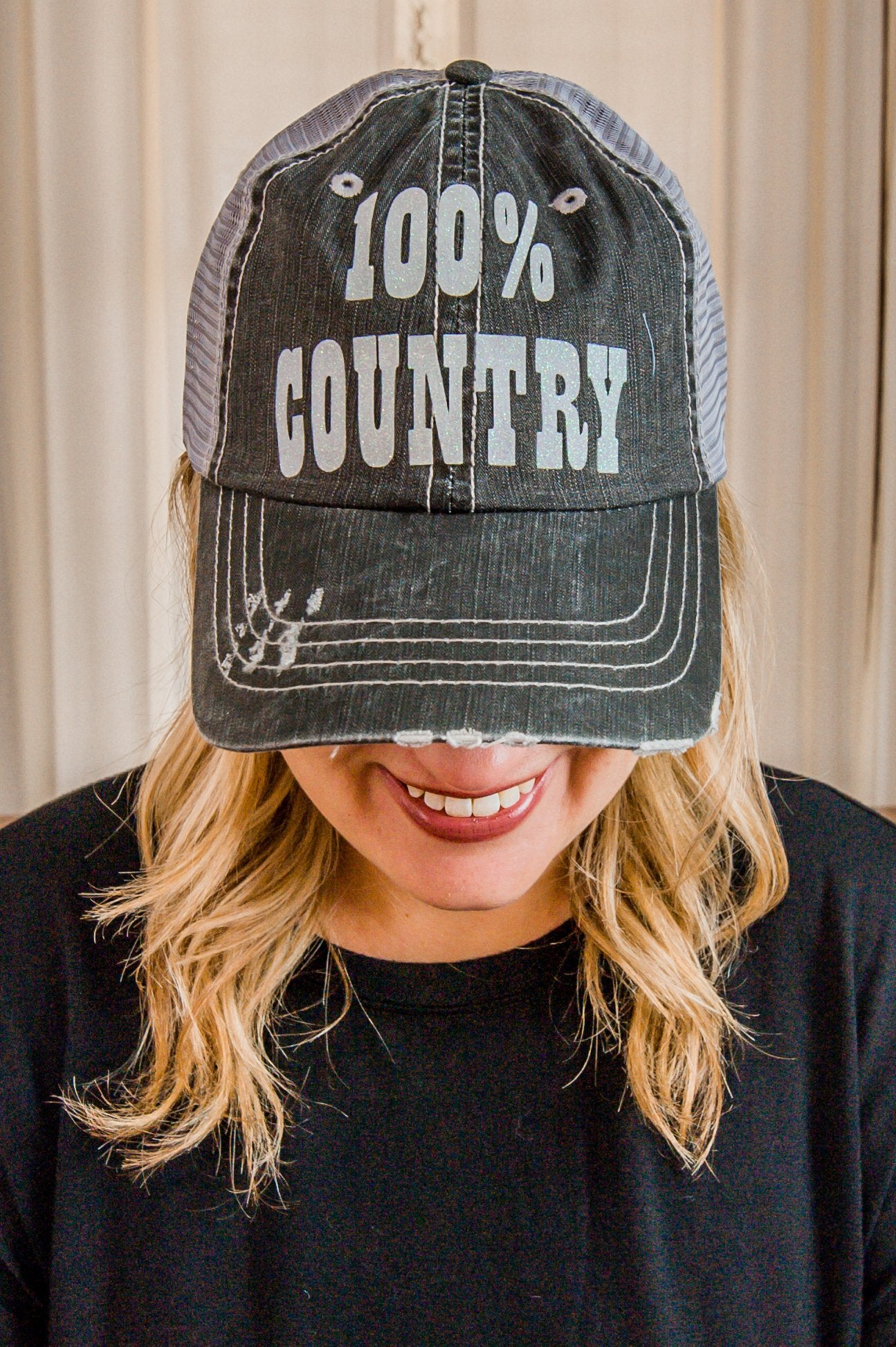 100% Country Hat
