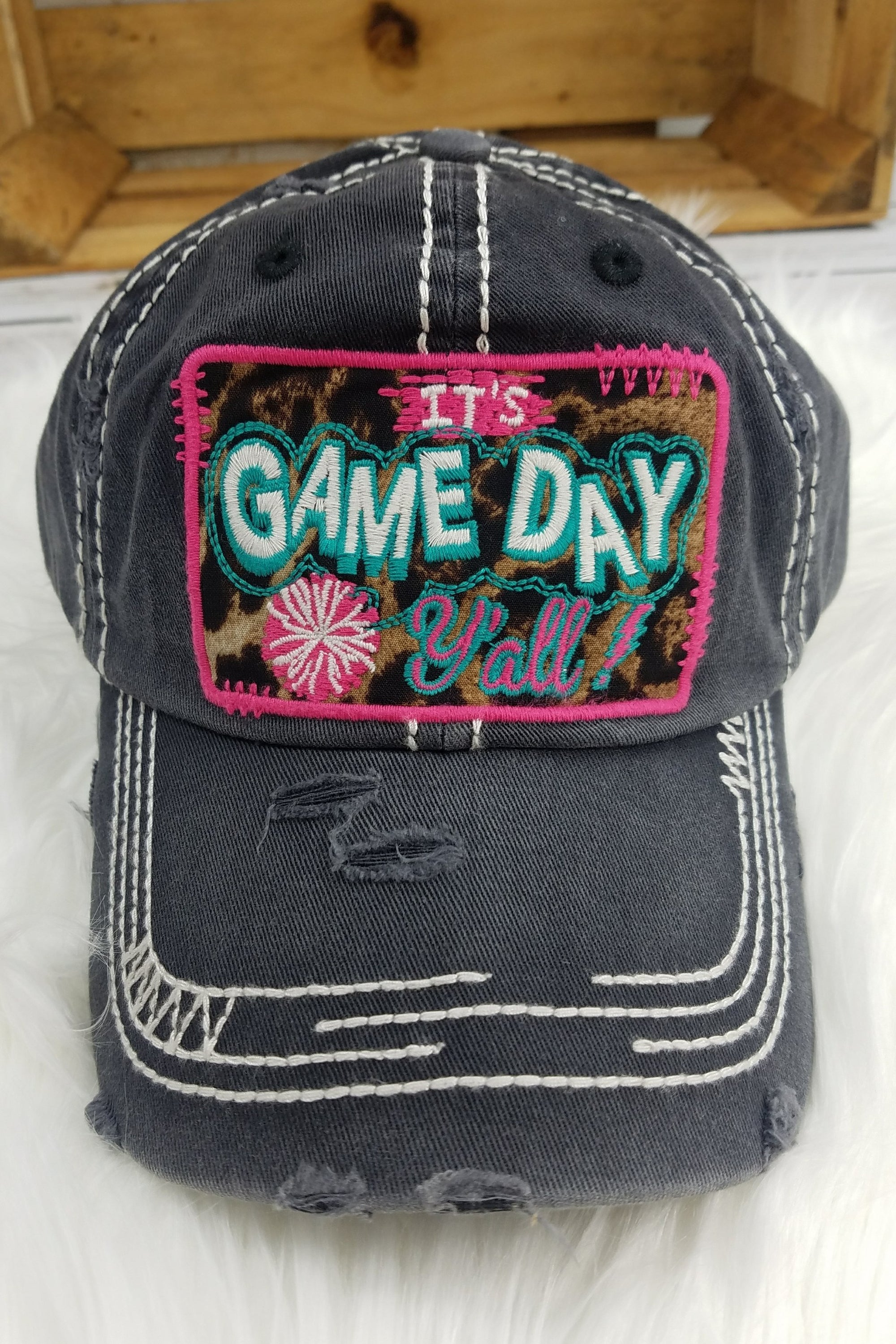 Its Game Day Y'all Hat