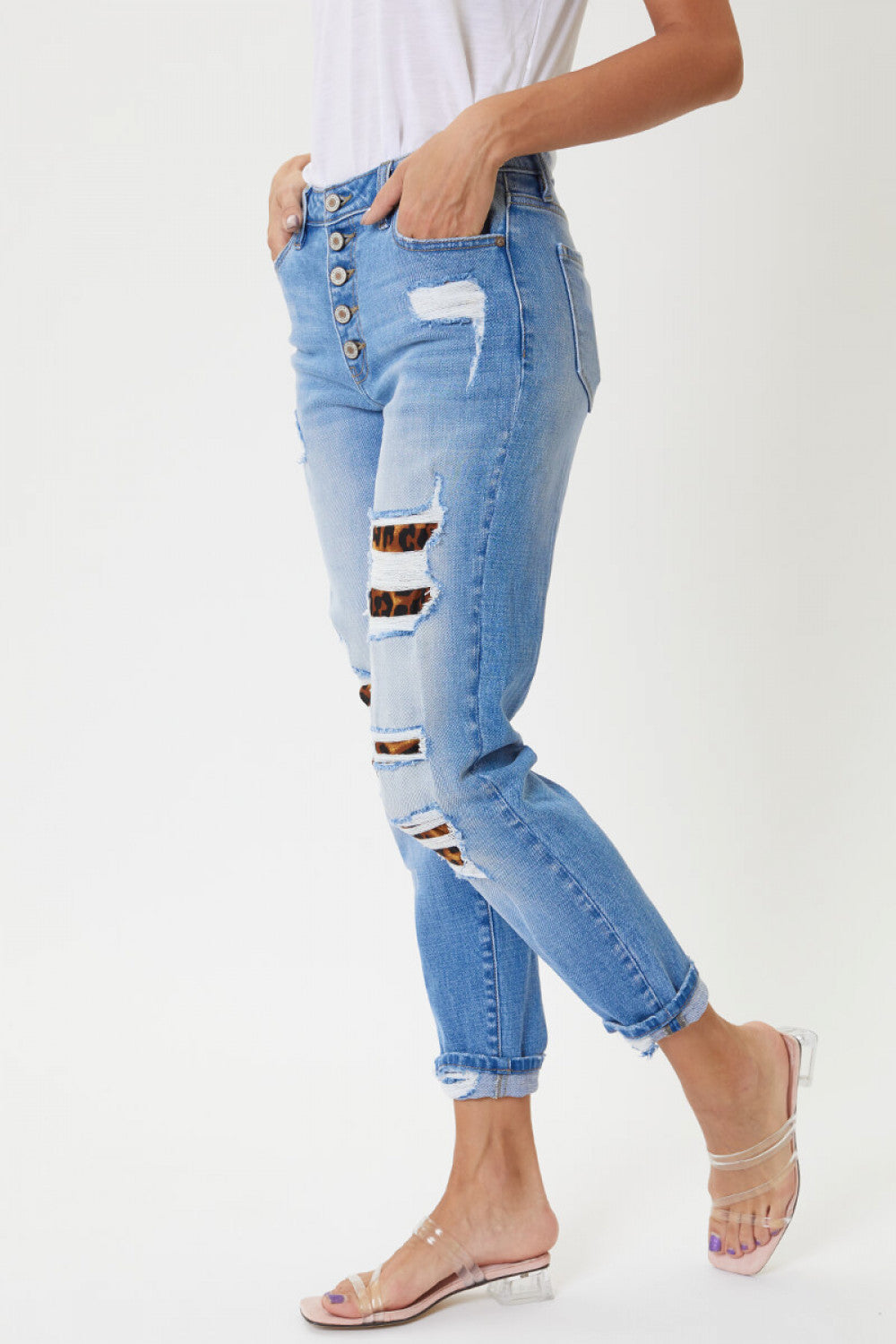 Vienna Medium Wash KanCan Jeans (item #31M)