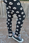 Kissing Panda Leggings