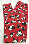 Red Panda Leggings