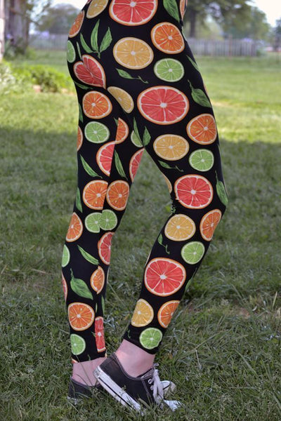 Splash of Sour Leggings