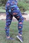 Under the Sea Leggings *LIMITED SPECIALIZED PRINTS*