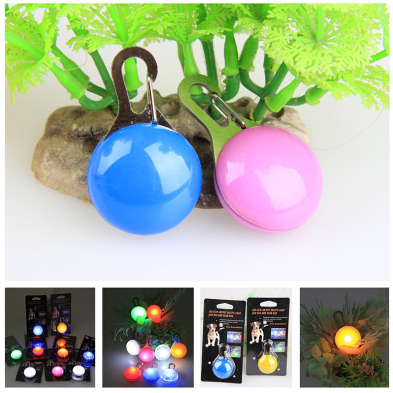 Pet LED Night Safety Pendant