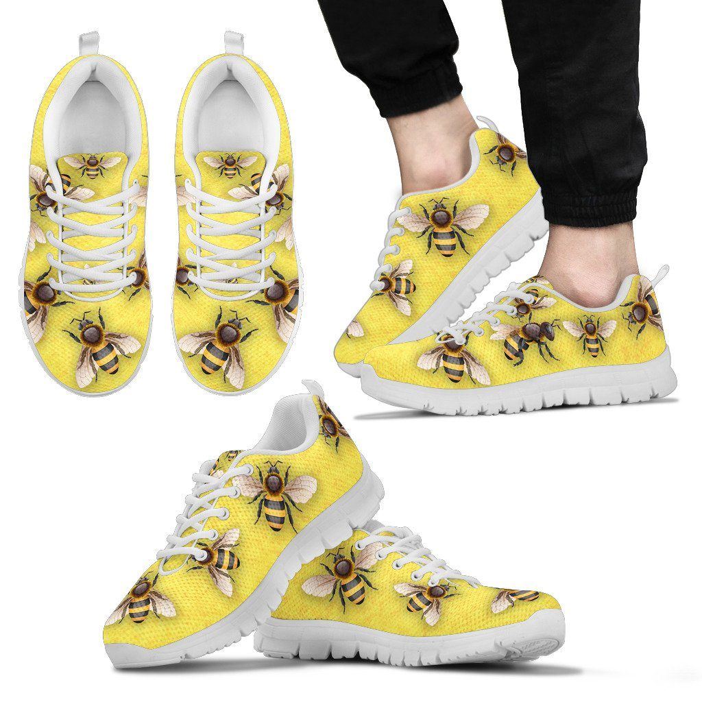 Bee 4 Sneakers Available in Men's, Women's, and Kid's Sizes
