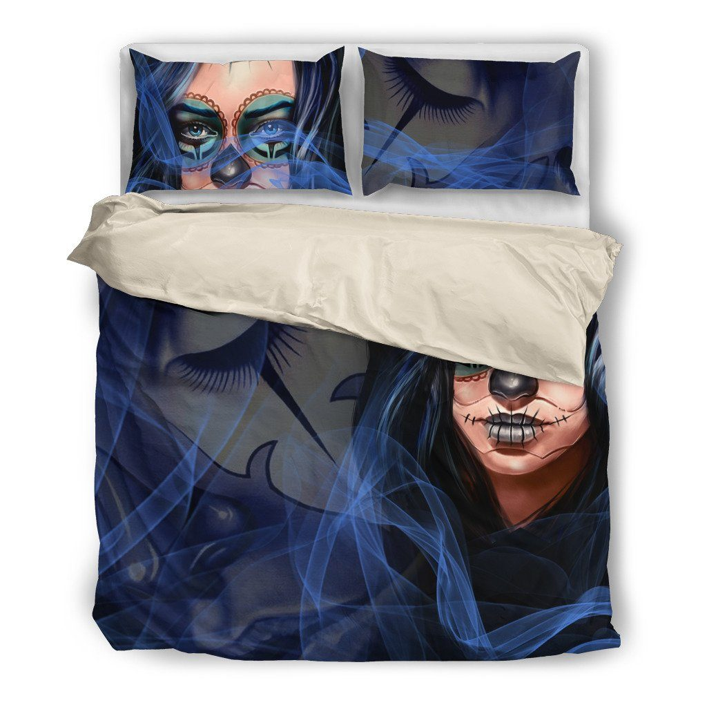 Calavera 4 Bedding Set (Free Shipping + 2 Matching Covers) - ONLINEPRESALES