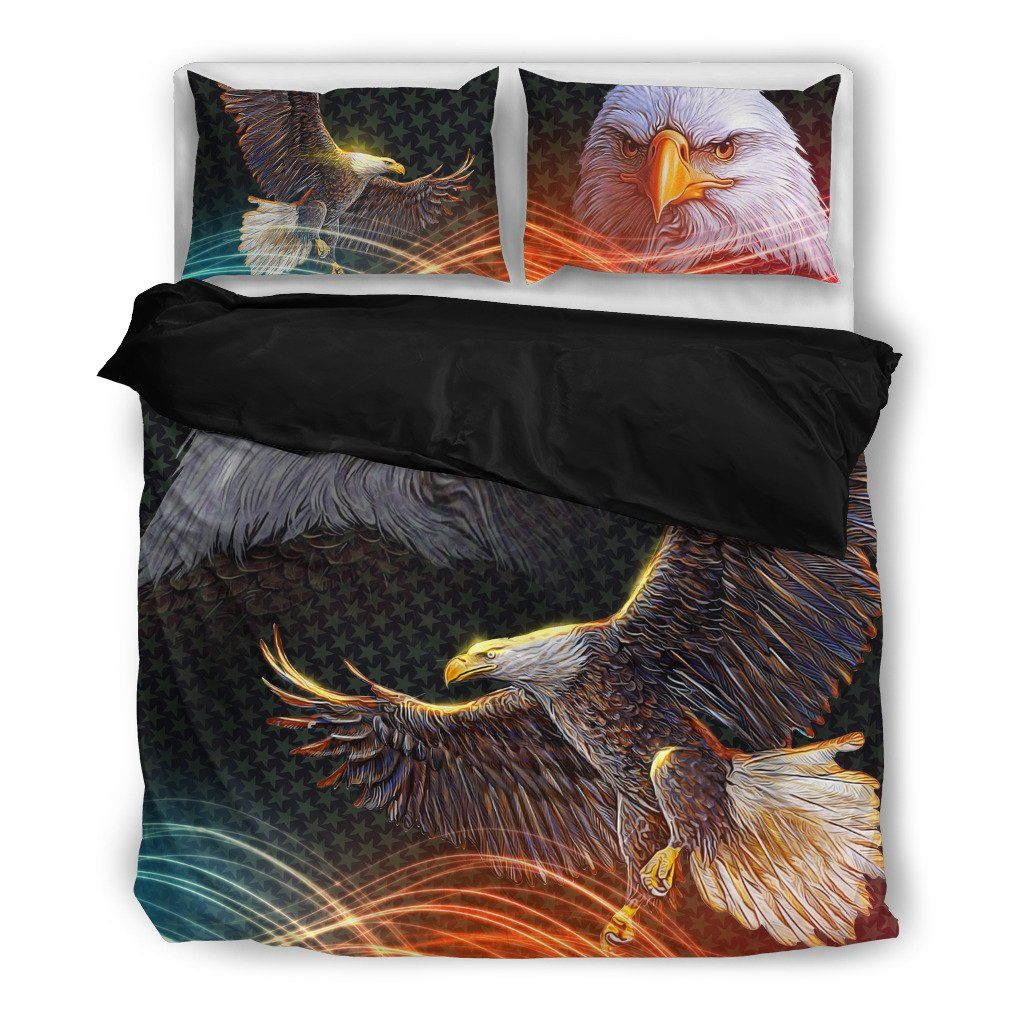 Buy Eagle Bedding Set (Free Shipping + 2 Matching Covers): Bed Sets ...