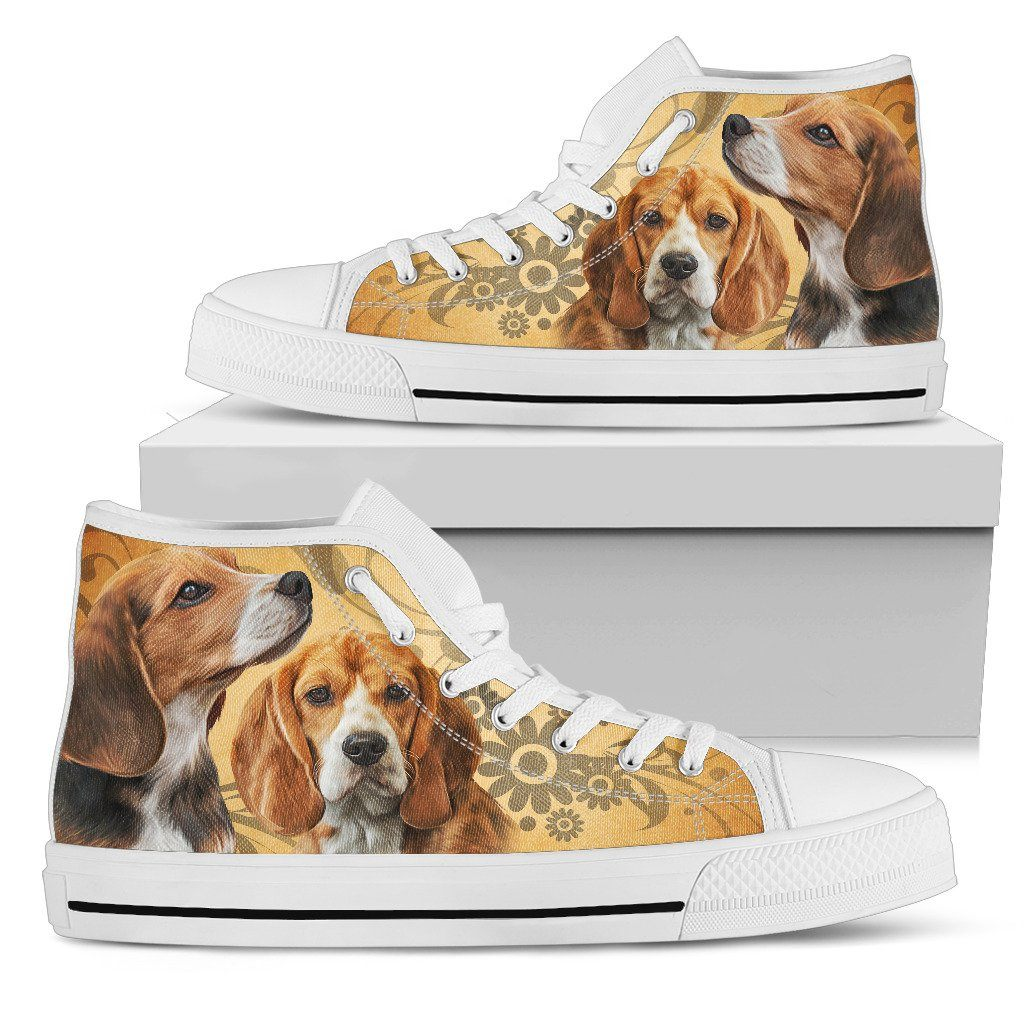 BEAGLE LOVE HIGH TOP