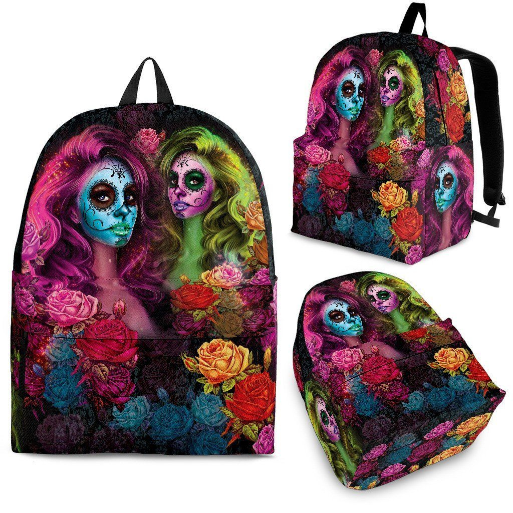 Calavera Backpack - ONLINEPRESALES