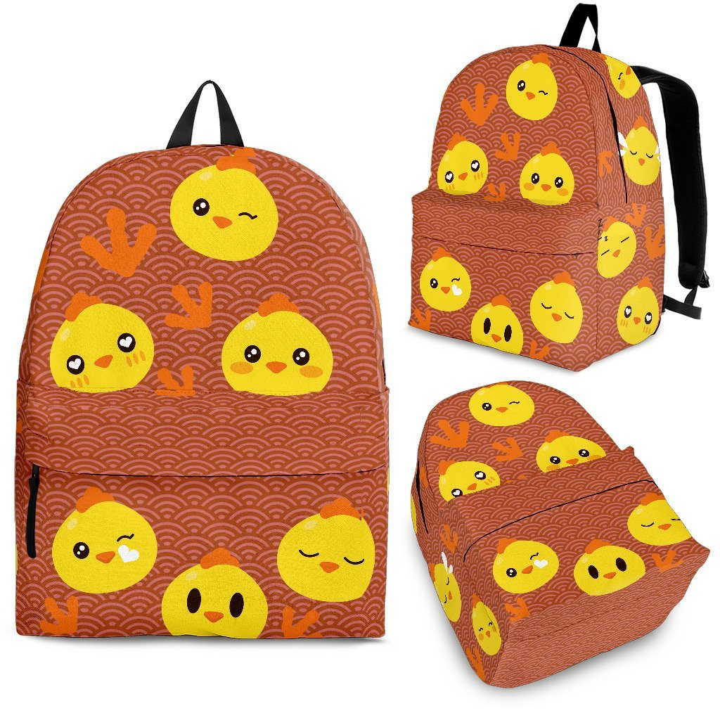Chicken Backpack | Cute Chicken Backpack