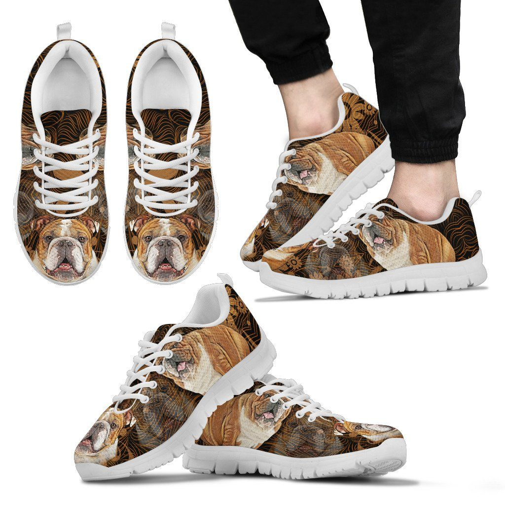 Bulldog 4 Sneakers Available in Men's, Women's and Kid's Sizes