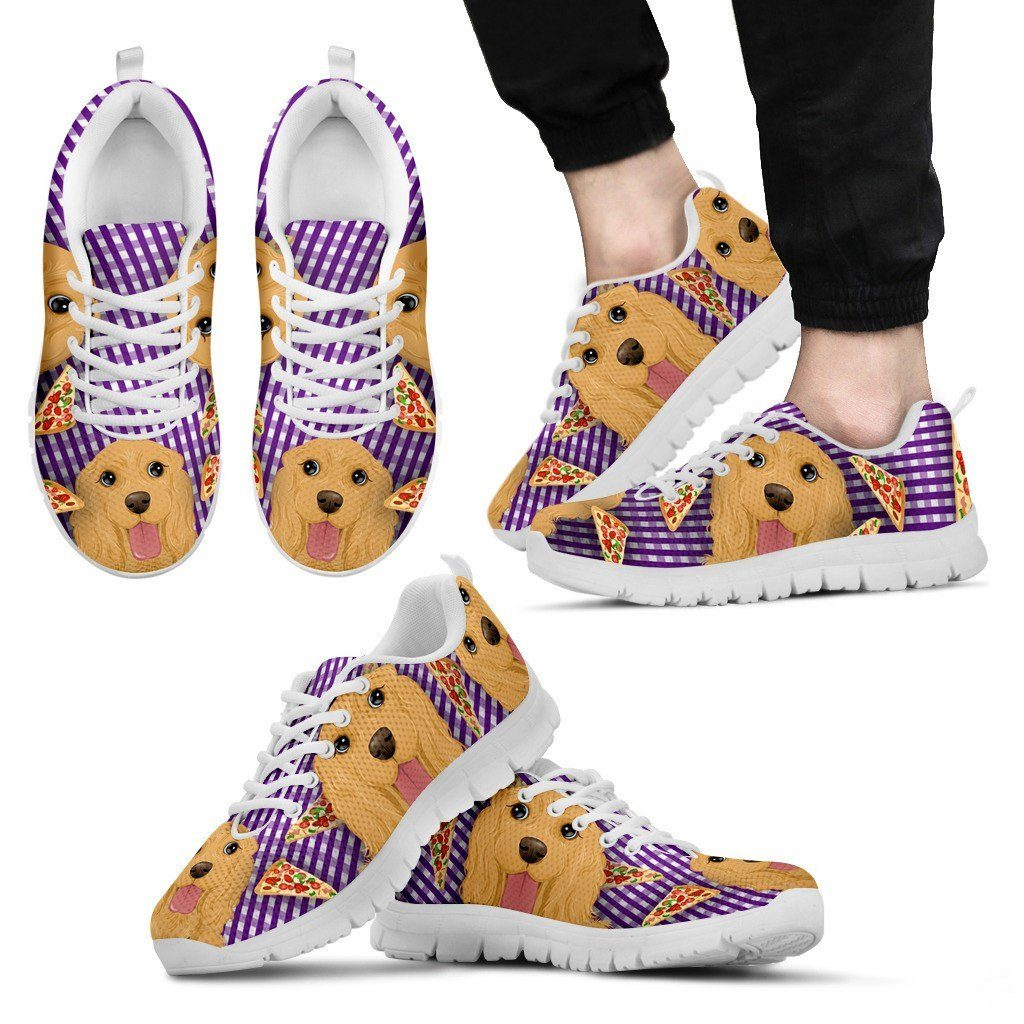 Pizza Dog Sneakers