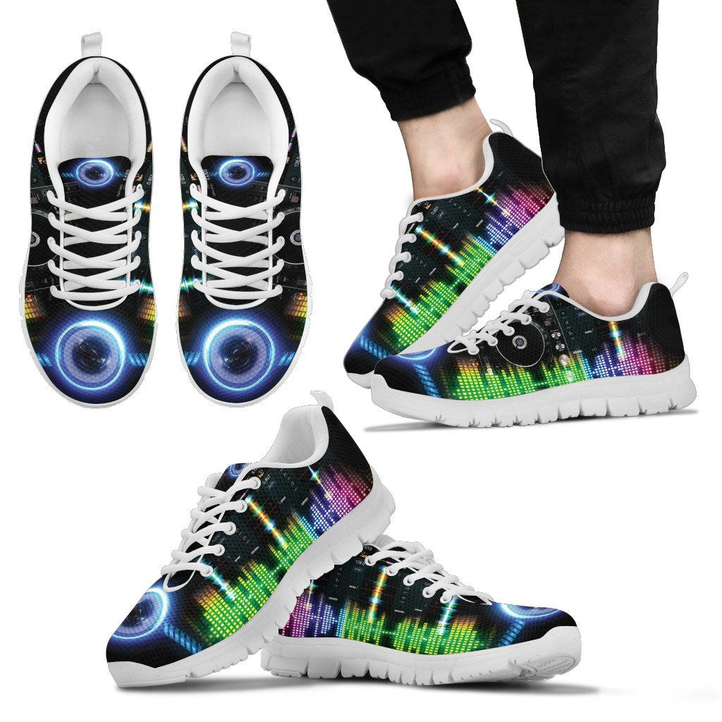 DJ 2 Print Sneakers Available in Men's, Women's, and Kid's Sizes