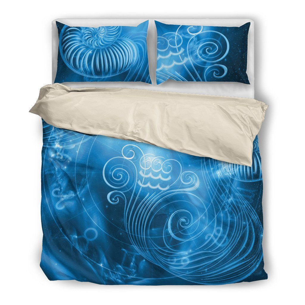 Aquarius Bedding Set (Free Shipping + 2 Matching Covers) - ONLINEPRESALES