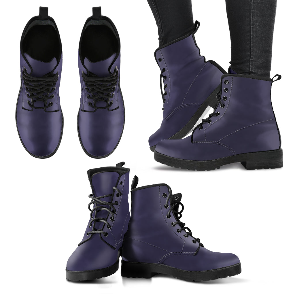 Eclipse - Leather Boots for Women