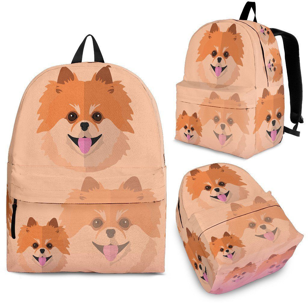 Pomeranian Lover Backpack