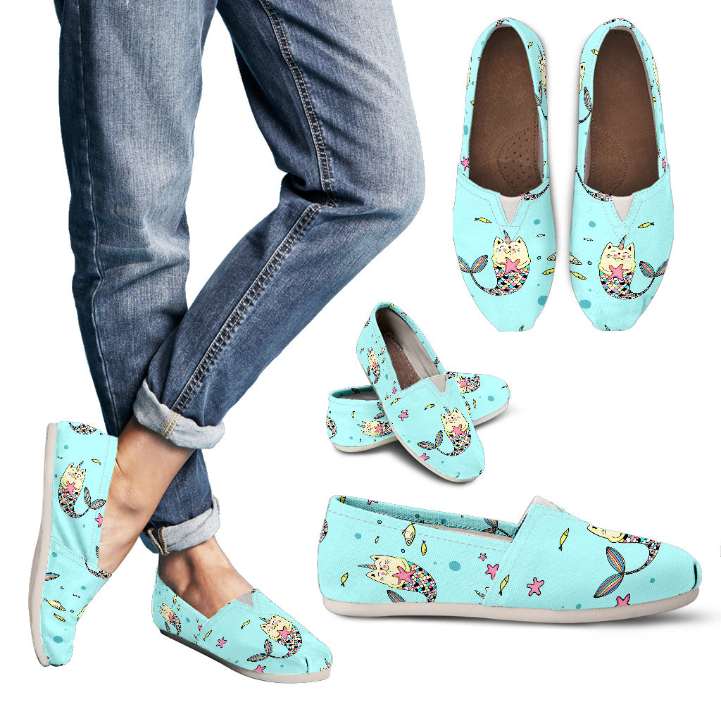 Mercaticorn Print Women's Casual Shoe