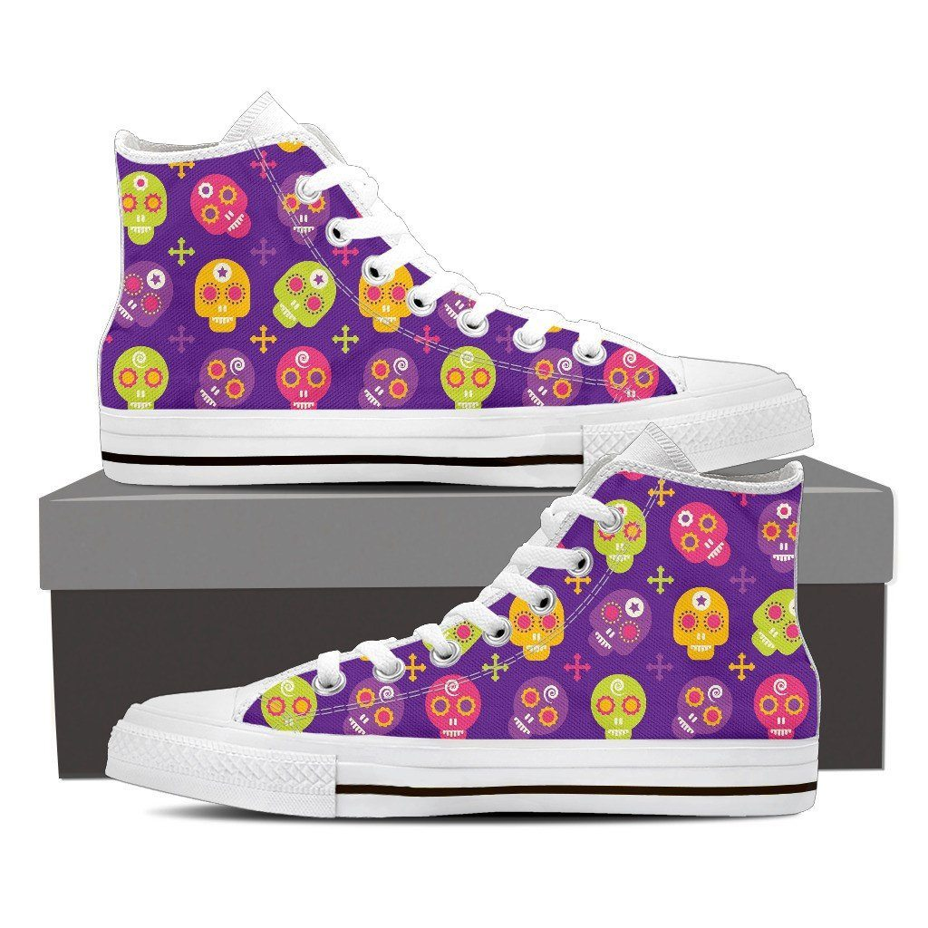 Skull Candy 2 Male Black High Tops