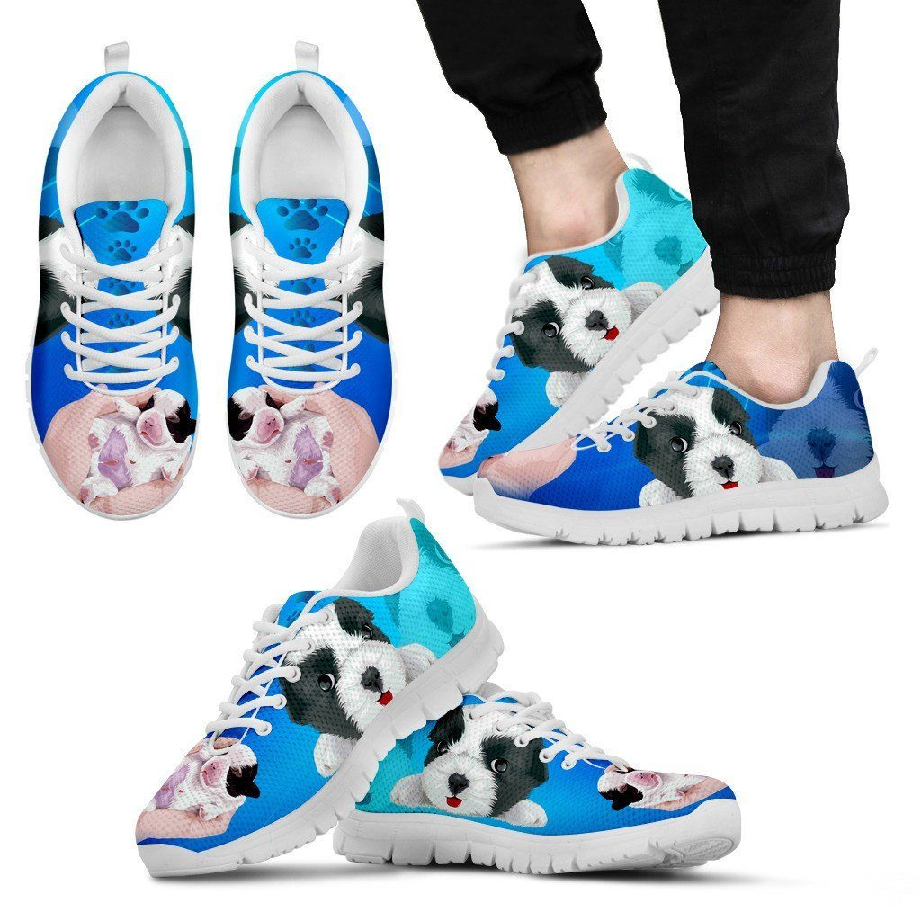 Cava-Tzu Baby Print Sneakers Available in Men's, Women's, and Kid's Sizes
