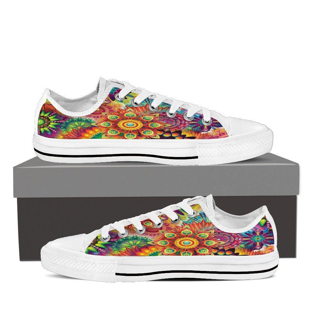 Colorful World Low Tops