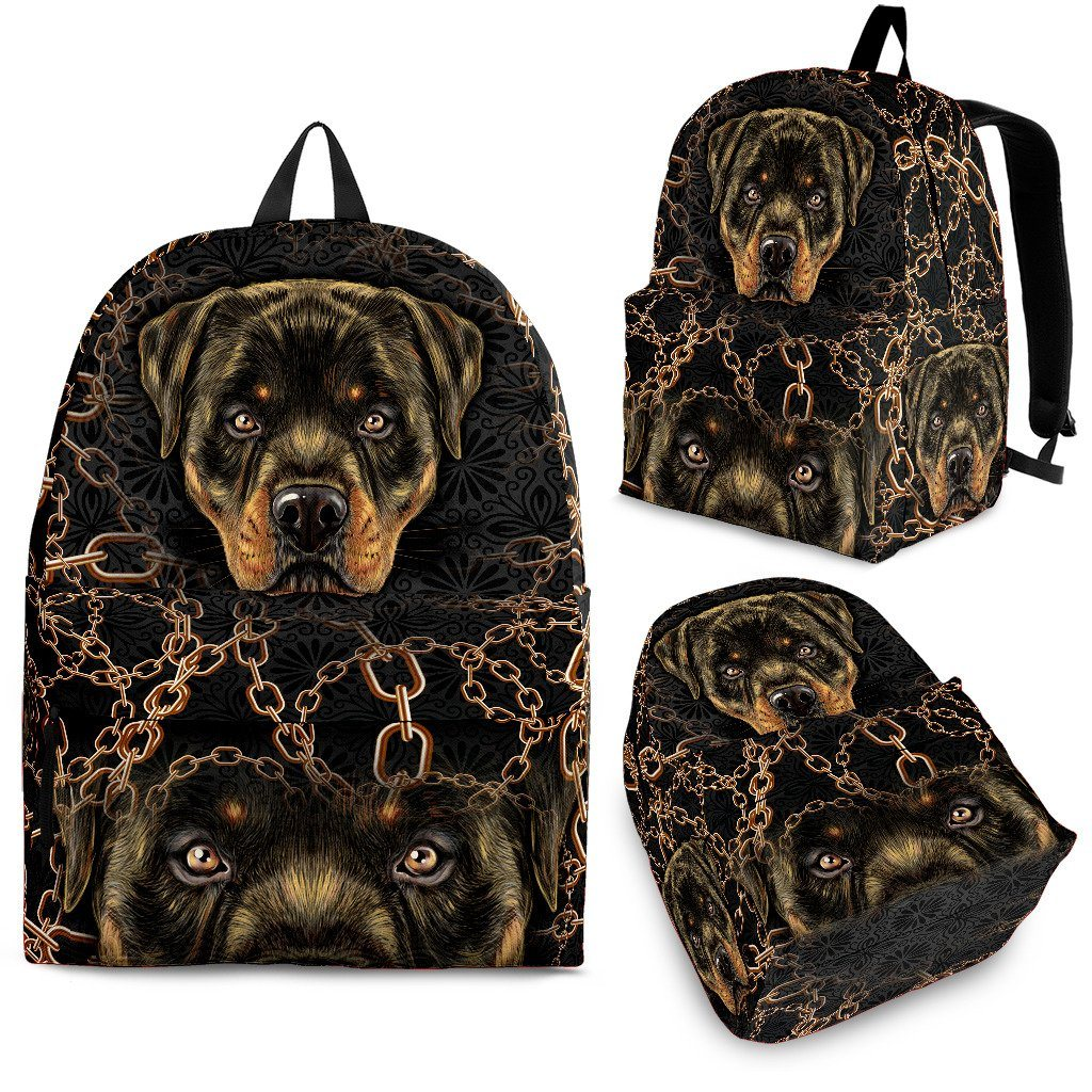 Rottweiler Lover 4 Backpack