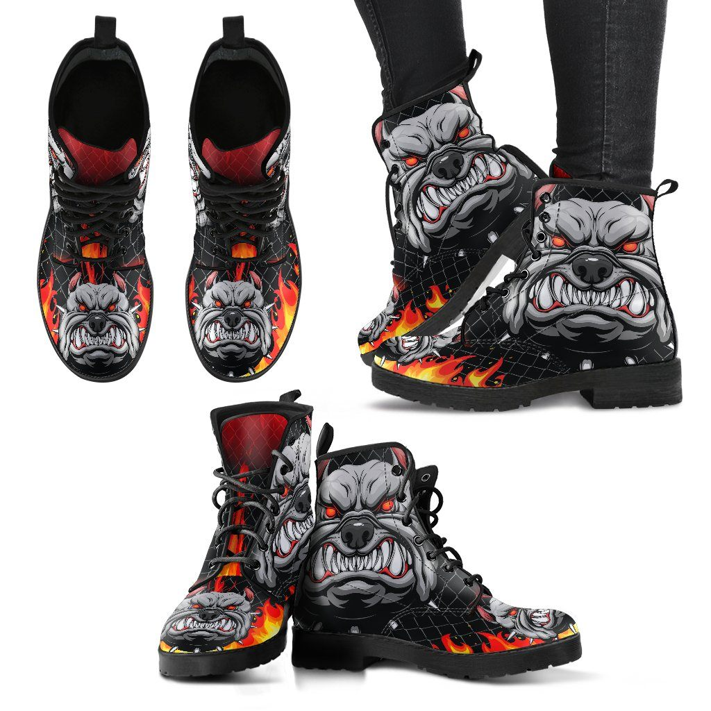 Bulldog Hero Boots