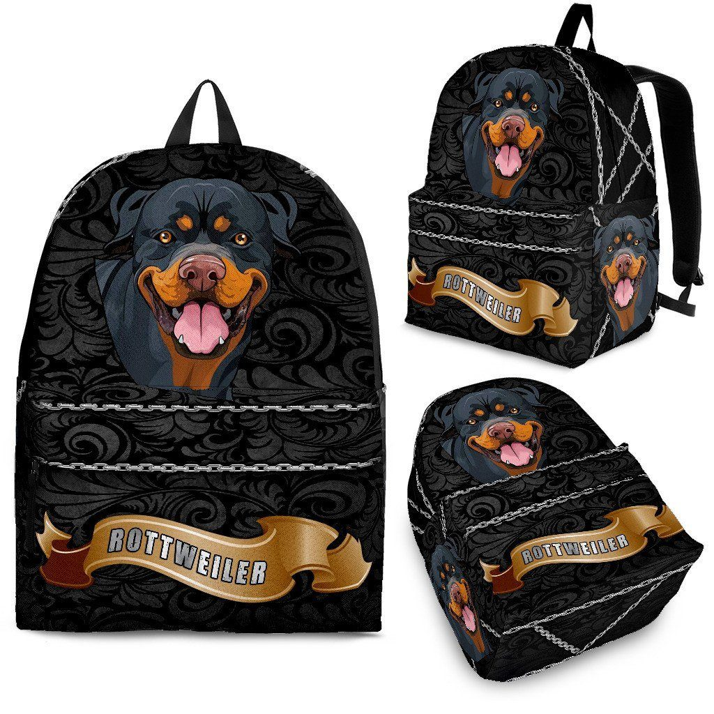 Rottweiler Lover 2 Backpack