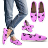 Paw Prints Print Women's Casual Shoe