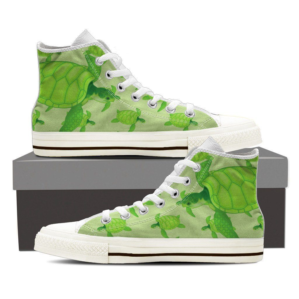 Sea Turtle High Top