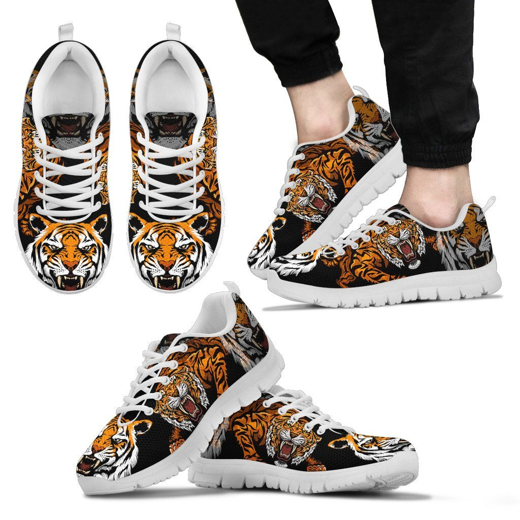 Tiger Sneakers Available in Men's, Women's, and Kid's Sizes