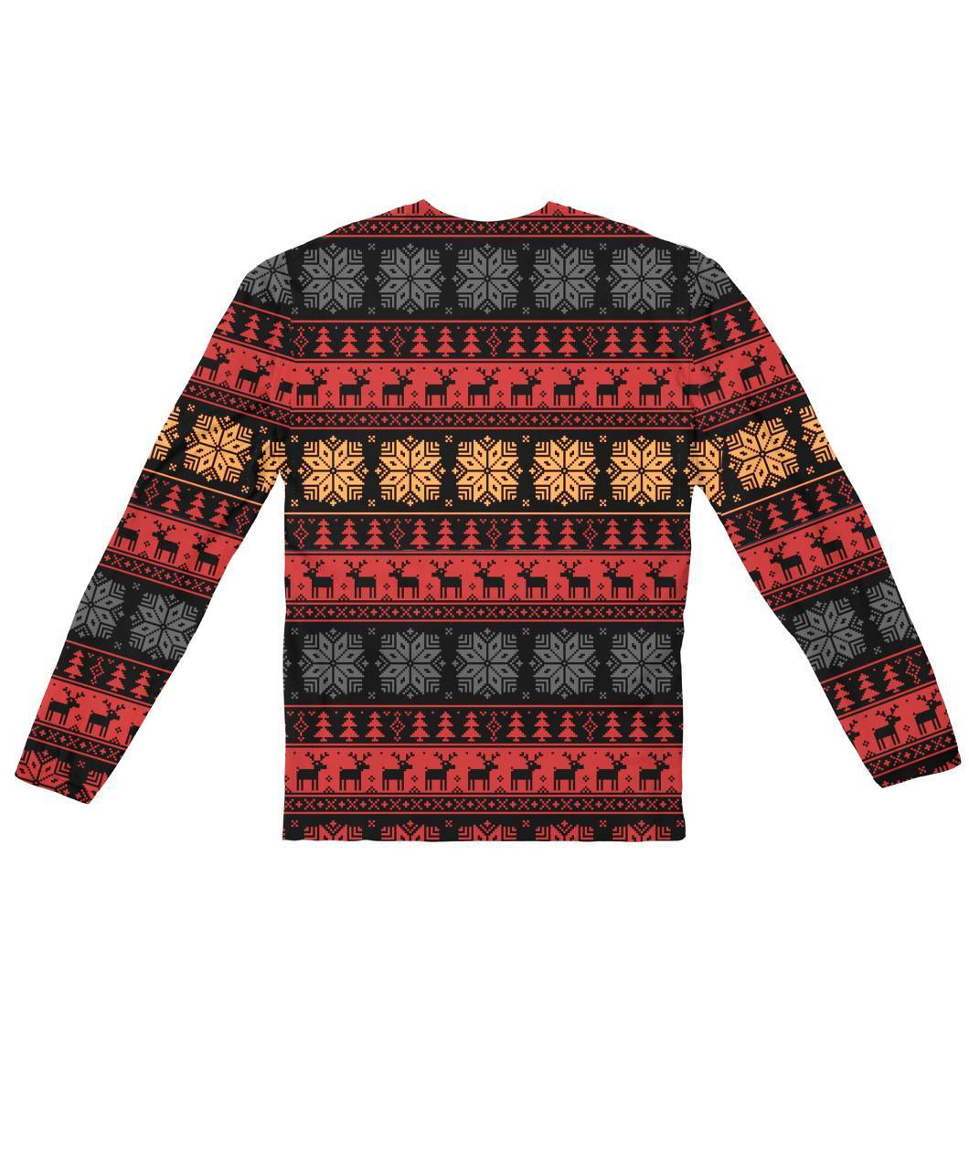 Boxer Ugly Sweater