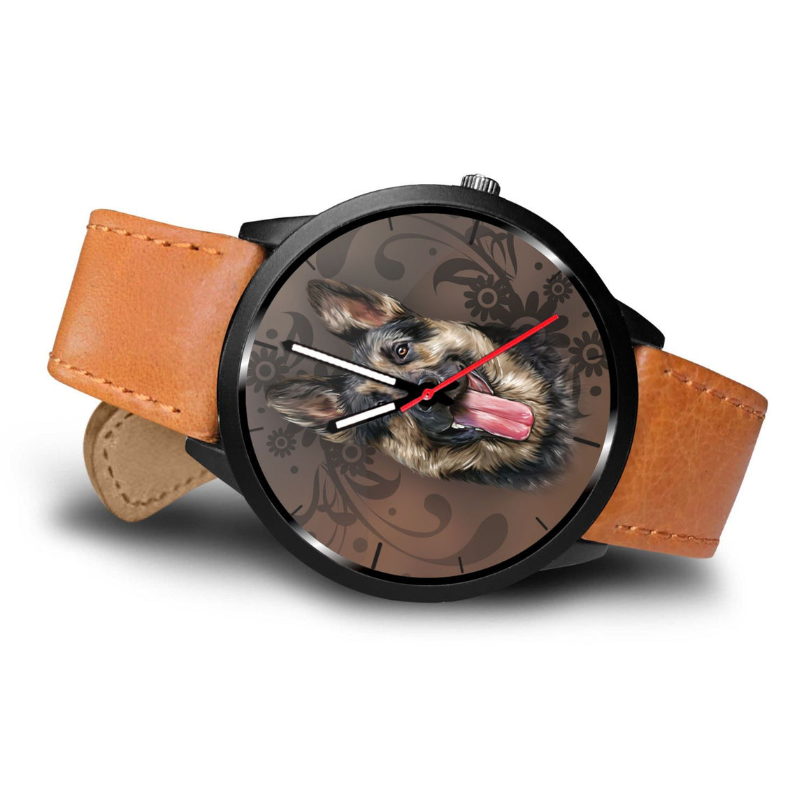 I love German Shepherds Themed Watch