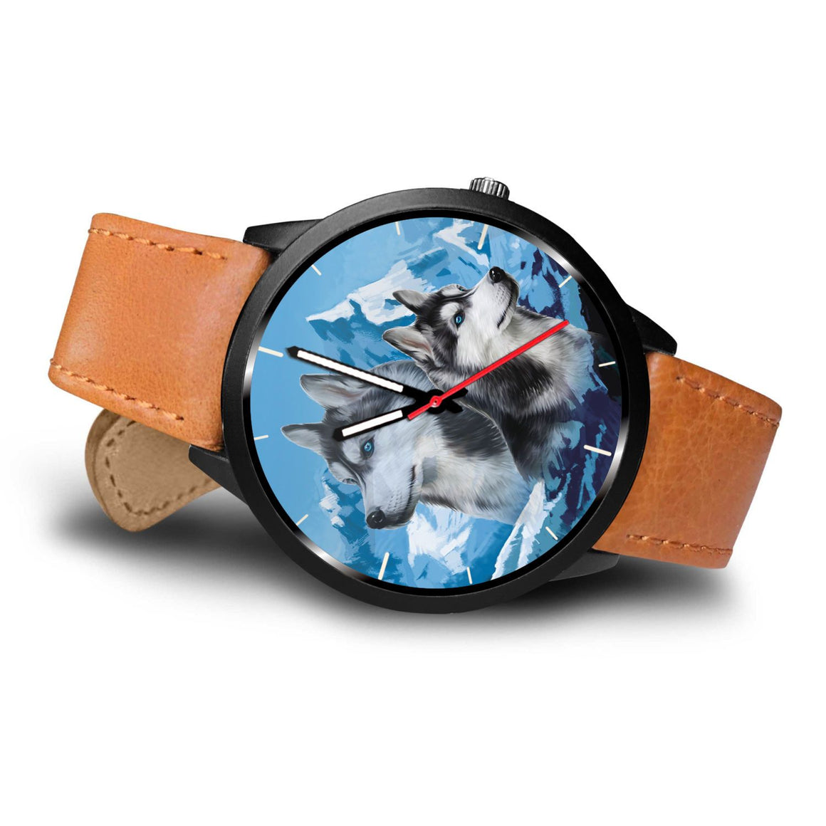 Husky Free Themed Watch