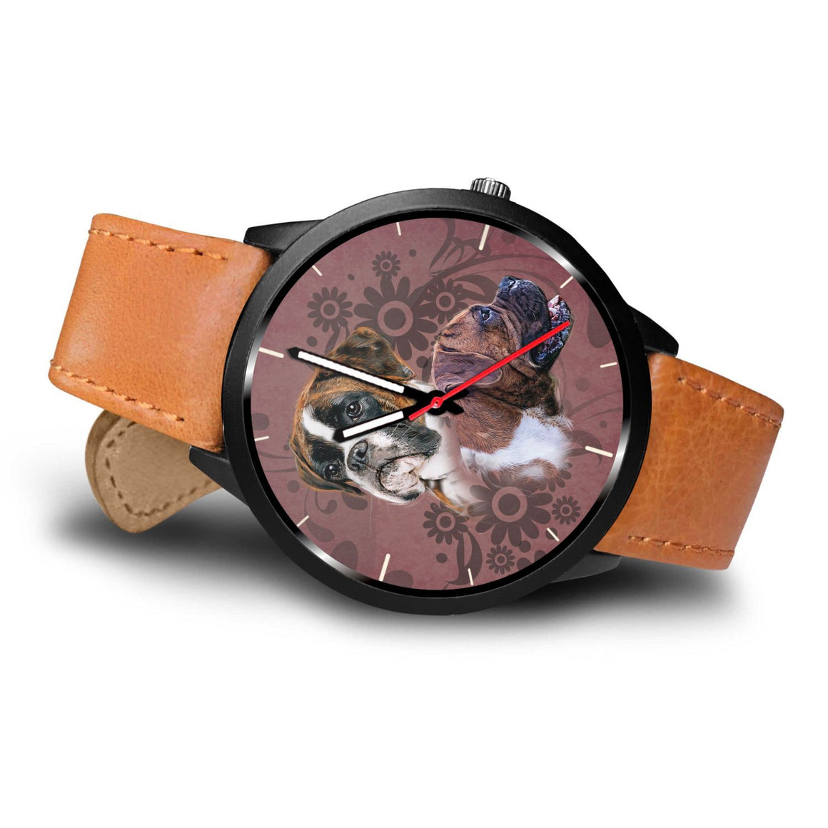 Boxer Themed Watch