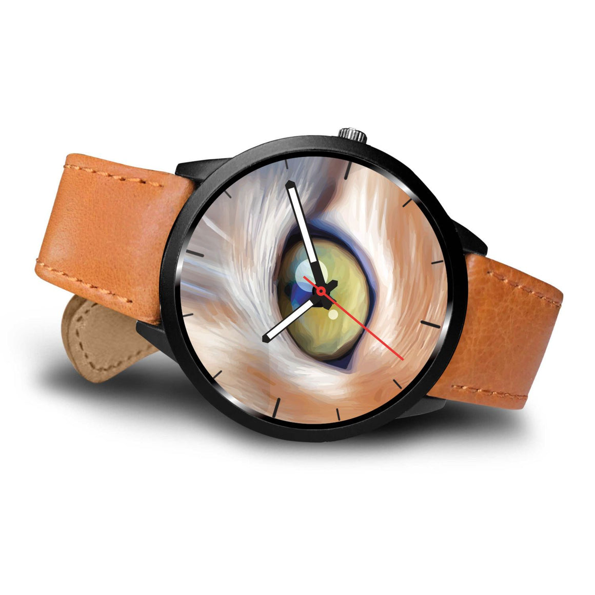 Cats Eye Themed Watch